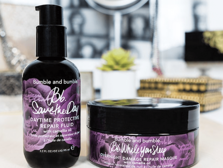 fluid do pielęgnacji włosów bumble and bumble
