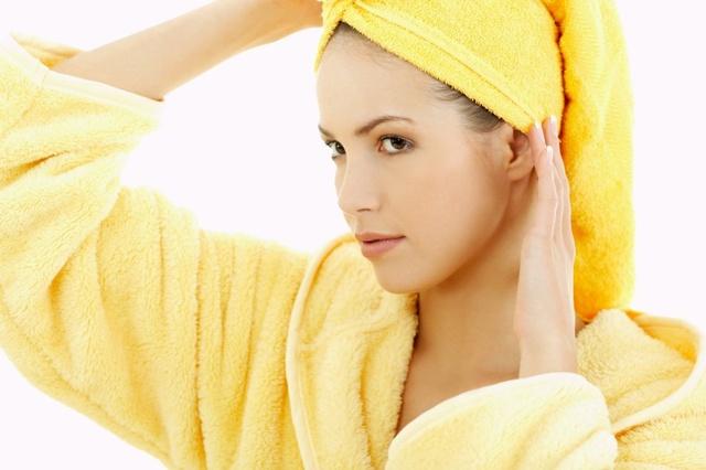 metody mycia włosów