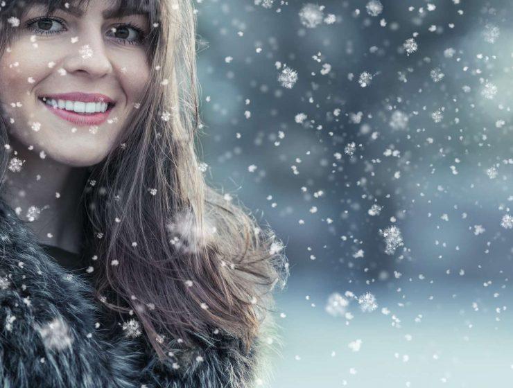 olejowanie włosów zimą