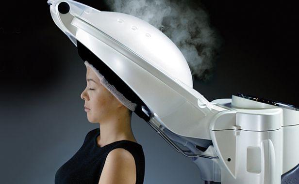ozonowanie włosów- efekty