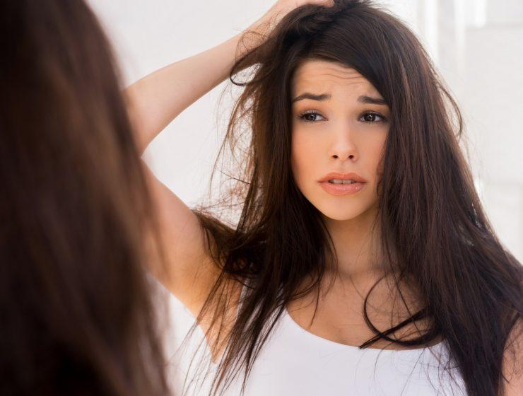 twarda woda w pielęgnacji włosów