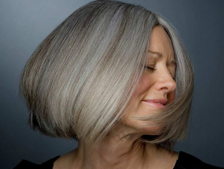 jak dbać o włosy w dojrzałym wieku?